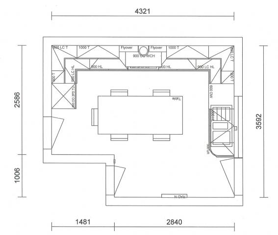Design my kitchen about us for Kitchen units dimensions